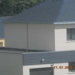Couverture ardoise maison neuve